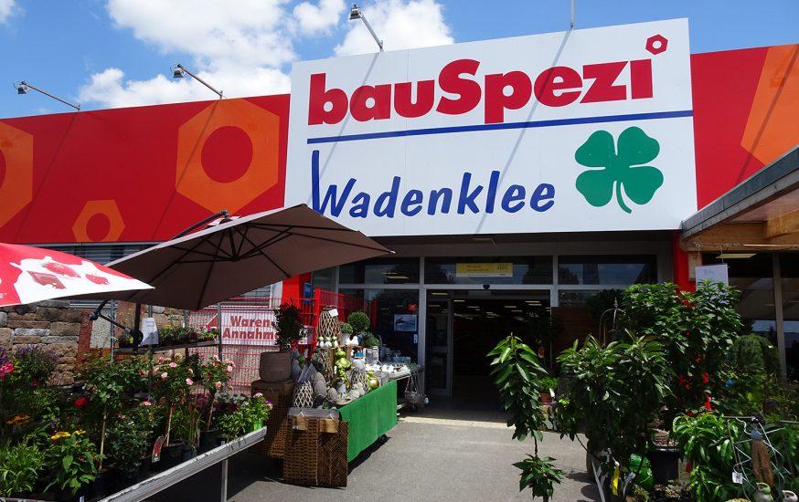 Bauzentrum Wadenklee in Gerolzhofen